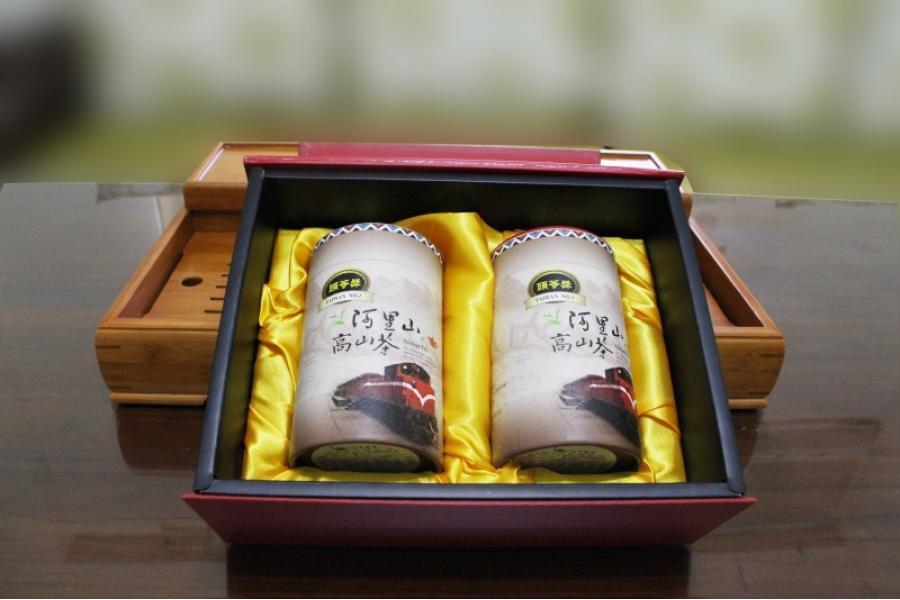 阿里山高山烏龍茶禮盒