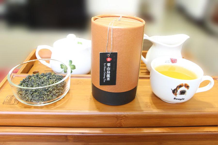 福壽梨山烏龍茶