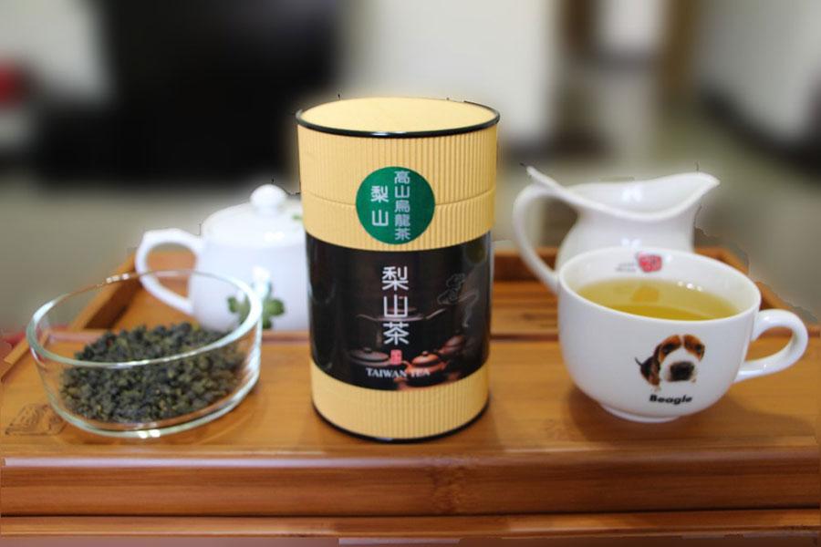 梨山高山烏龍茶