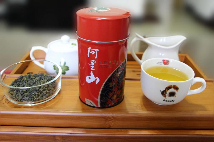 阿里山高山烏龍茶