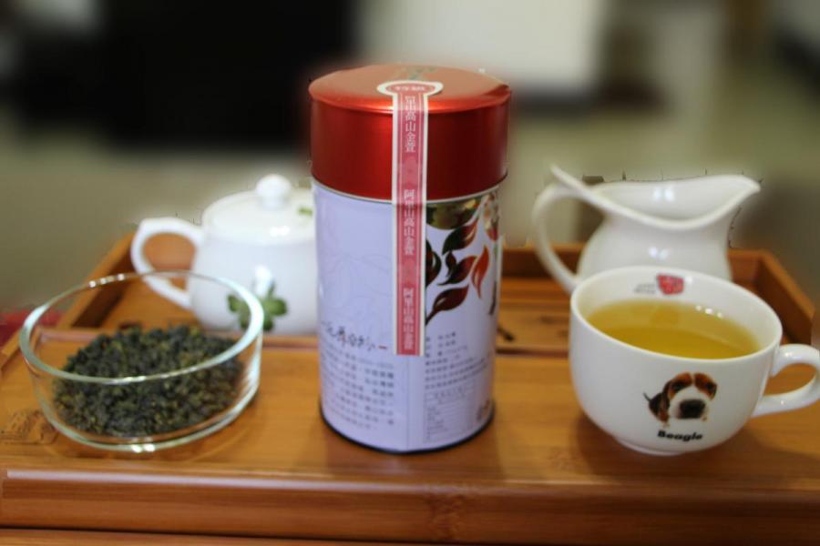 特級阿里山高山金萱茶