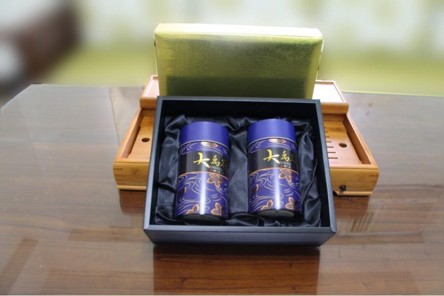 大禹嶺高山烏龍茶禮盒