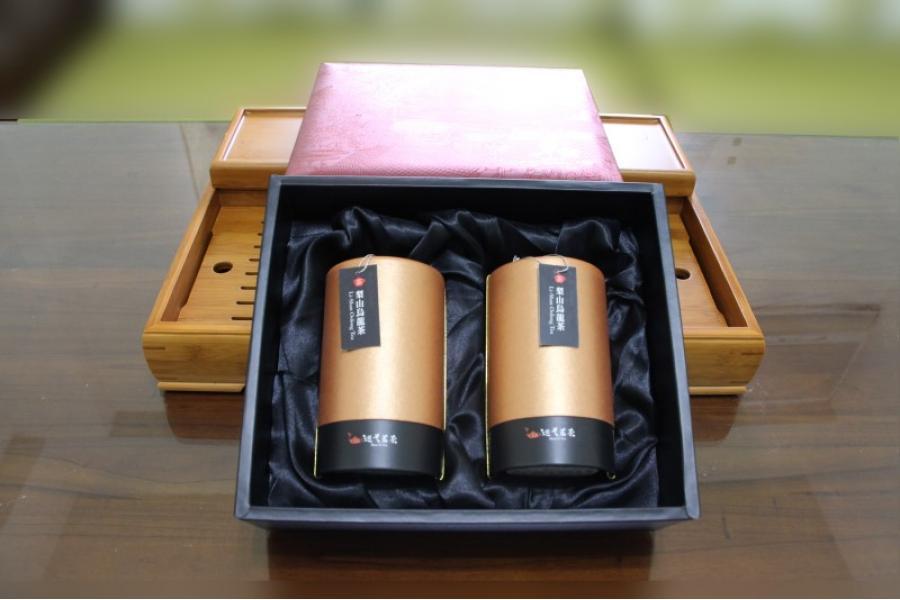 福壽梨山烏龍茶禮盒