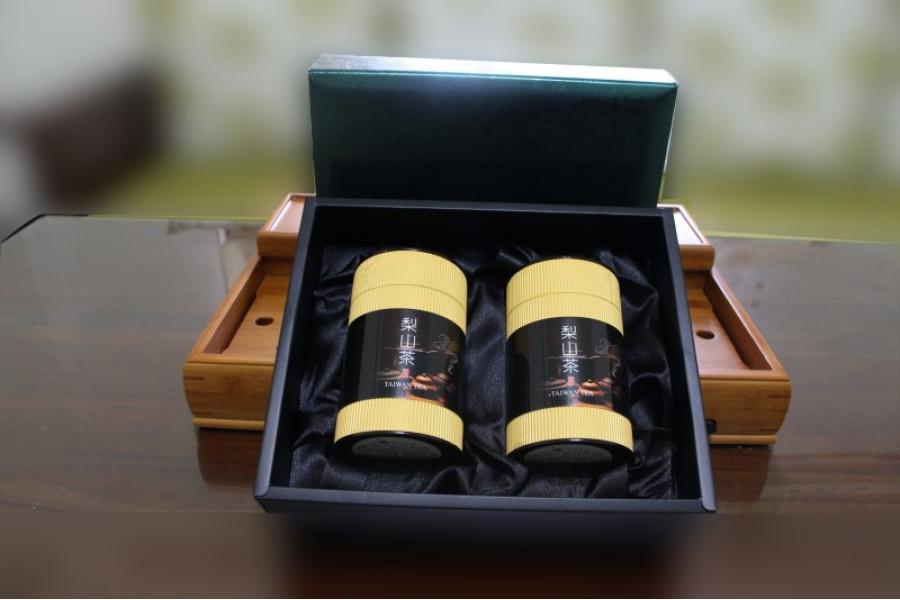 梨山高山烏龍茶禮盒